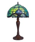 Allistar Table Lamp- Green