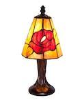 Tiffany Rose Mini Lamp