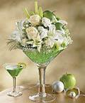 Apple-tini Bouquet
