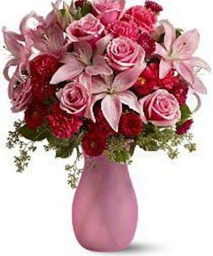 Beautiful Shades of Pink