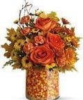 Candy Corn Surprise Bouquet