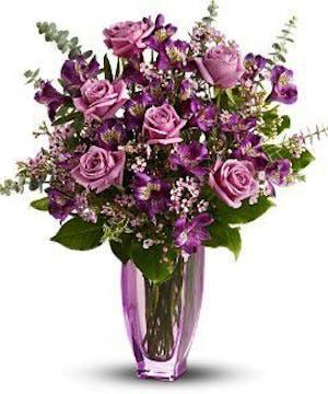 Stunning Lavender Roses