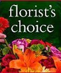 'Florist's Choice Arrangement""