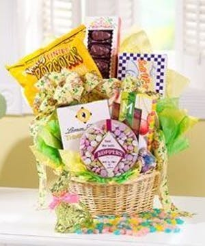 Let Us Make Your Easter Basket