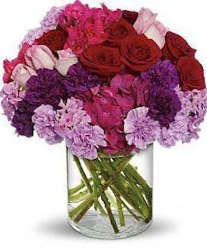 A Lavish Bouquet