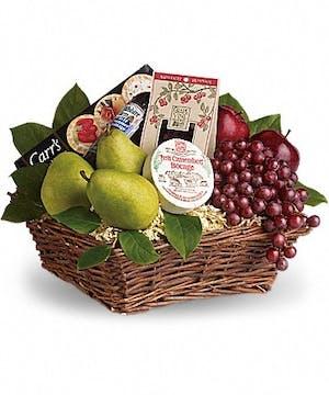 Delicious Delights Basket