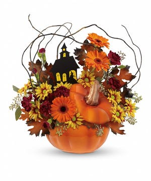 Haunted House Bouquet - Durocher Florist