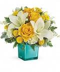 Golden Laughter Bouquet