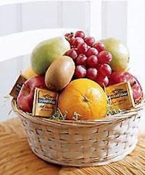 Seasonal Fruit & Chocolates