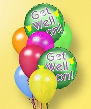 Send Get Well Wishes