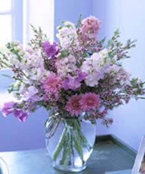 Beautiful Soft Pastel Flowers