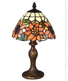 Large Sunflower Tiffany Lamp
