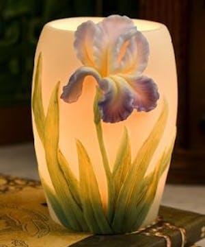 Iris Vase Lamp