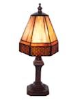 Mission Style Mini Lamp