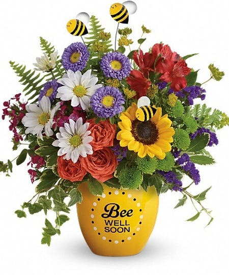 Get Well Flowers